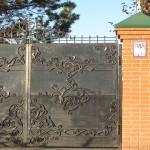 кованые ворота на заказ