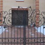 кованые ворота недорого