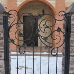 кованые ворота дешево