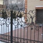 кованые ворота стоимость