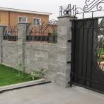 вороты кованые