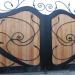кованые решетки и ворота