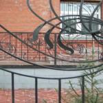 кованый забор в новосибирске
