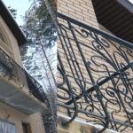 заборы и решетки кованые