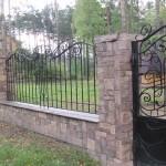 новосибирск кованые ворота